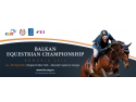 echitatie. Documenta DMS sustine sportul romanesc la organizarea celei mai importante competitii de echitatie din Balcani