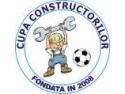fotbal. Invitatie eveniment constructii - 'Cupa Constructorilor' la fotbal