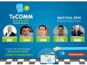 """Controlează-ți business-ul online, """"Speranța nu este o strategie"""" - debate în cadrul TeCOMM - eCommerce Conference&Expo București"""