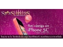 aplicatii iphone. Tombola StarShiners - Castiga un Iphone 5C!