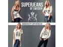 ERIKA, JENNY, IVANNA și MALIN sunt numele celor patru produse ale brandului SuperJeans of Sweden, ce pot fi găsite în exclusivitate în România, pe www.SuperJeans.ro începând cu 1 august 2013.