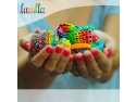 desene de colorat. Lumlla lansează varianta româneasca a revoluţionarului joc cu elastice colorate!