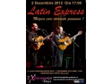 concert unplugged. Concert Latin Express