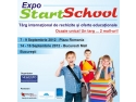 targuri septembrie. Expo StartSchool - targ de rechizite si oferte educationale