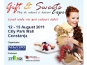 targ august 2012. Gift & Sweets Expo - Targ de Cadouri si dulciuri - City Park Mall