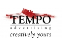 Tempo Advertising este finalista la Cresta Awards