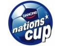 La Constanta,  fost data lovitura de incepere a Cupei Danone la fotbal.