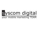 marketing digital. Syscom Digital - 1 an de zile!