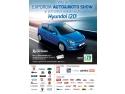 Drift. Câștigă o mașină! Vino la EXPOROM Auto&Moto Show și poți pleca acasă cu un Hyundai i20
