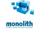 distinct image. monolith -  strong  image  for  good  business