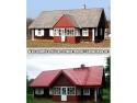 proiecte case structura metalica. Renoveaza acoperisul cu tigla metalica Ruukki