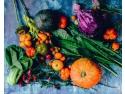 carti cu legume. alimente sanatoase