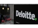 auditor in domeniul calitatii. Deloitte