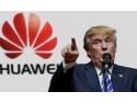 Donald Trump. trump vs. huawei