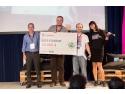 Axosuits, startup care dezvoltă exoscheleţi pentru persoanele cu dizabilităţi, câştigă How to Web Startup Spotlight 2014