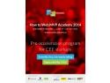 pre-accelerare. How to Web MVP Academy prezinta echipele admise in programul de pre-accelerare