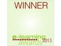 e-learning. e-Learning Awards 2013