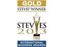 "calificari internationale. Proiectele internationale realizate de SIVECO sunt premiate cu Medalia de Aur ""Stevie Awards 2013"""