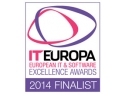 INSOFT finalista European IT Excellence Awards 2012. European IT & Software Excellence Awards