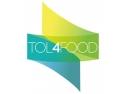 festival arta culinara. Logo proiect TOL4FOOD