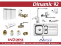 Dinamic 92 Distribution este prezenta la Romtherm 2017