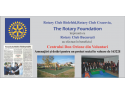 program teatre bucuresti. Rotary Club Bucuresti