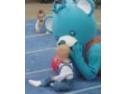 diversificarea la bebelusi. 200 de Bebelusi se intrec de-a busilea doar la BABY EXPO !