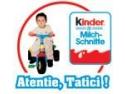 tatici. Concurs de triciclete pentru Pitici si Tatici la BABY EXPO