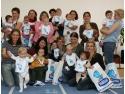 tatici. 3.500 de bebelusi premiati de Ursuletul Nestle, la BABY EXPO !