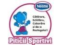 pescuit sportiv. Piticii Sportivi - Cea mai atractiva Intrecere Sportiva pentru copii intre 14 si 36 luni !