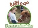 ferma. Mini-ferma de animale la BABY EXPO !
