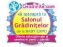 catering gradinite. Salonul Gradinitelor la BABY EXPO !