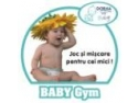 Se lanseaza BABY Gym la BABY EXPO !