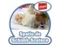 scutece refolosibile. Spatiu de Schimb Scutece Bella Romania la BABY EXPO !