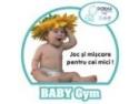 BABY Gym, joc si miscare pentru cei mici la BABY EXPO !