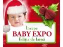 nou-nascut. Cadouri inspirate, produse inedite si oferte speciale la BABY EXPO, Editia 37 de Iarna !