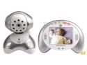 bebelusi. Cel mai performant videomonitor pentru bebelusi, acum la BABY EXPO !