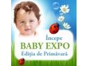 nou-nascut. Hai la BABY EXPO, Editia 38 de Primavara !
