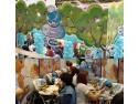 La Ursuletul Albastru - Restaurantul bebelusilor la BABY EXPO !