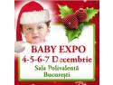 baby buum. Mos Craciun vine la BABY EXPO!