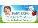nou-nascut. Noutati la BABY EXPO, Editia 34 de Primavara !