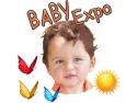 puericultura. Noutatile verii la BABY EXPO ! Cea mai mare sarbatoare a Gravidelor si a Bebelusilor din Romania !