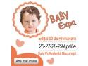 targ pescuit primavara 2015. BABY EXPO, Editia 50 de Primavara