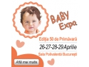 Editia 34 de Primavara. BABY EXPO, Editia 50 de Primavara