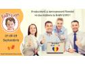 Producătorii şi Antreprenorii Români vă dau întâlnire la BABY EXPO / 27-29 Septembrie Sala Polivalentă Bucureşti carucior gemeni