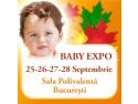 Toamna se numara noutatile la BABY EXPO!