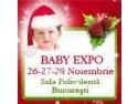 BABY. Vineri 26 Noiembrie incepe BABY EXPO !