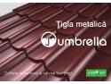 burlane. Acoperişul Umbrella - Un brand nou predestinat protecţiei!