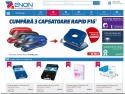 plicuri. Aparitia magazinului online Zenon.ro pe piata produselor de papetarie si birotica.