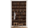Tendințe amenajări interioare: Tapet biblioteca pentru amenajarea biroului magazin outler